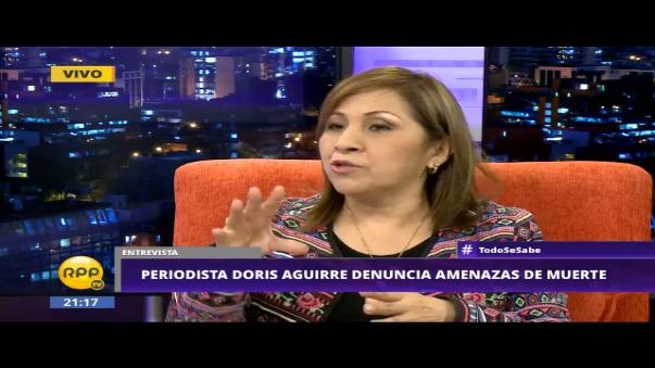 Periodista cuenta el operativo en Puente Piedra