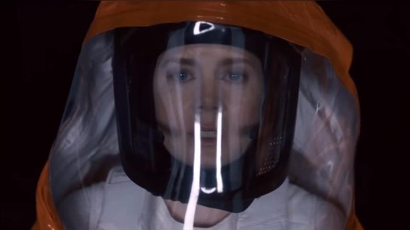 """Amy Adams protagoniza cinta de ciencia ficción """"Arrival"""""""