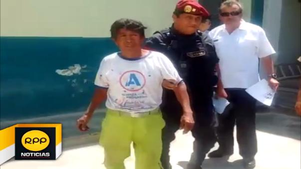 Capturan a violador buscado por la policía.