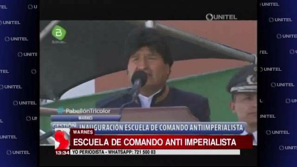 Evo Morales ha dispuesto que llevar los cursos sea obligatorio para los tenientes del Ejército de Bolivia que quieran alcanzar el grado de capitán.