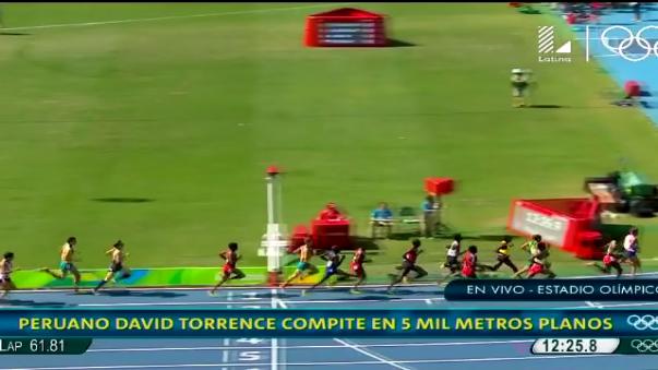 Revive aquí la participación de David Torrance en Río 2016.