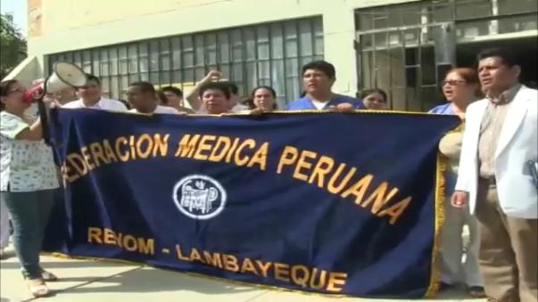 Médicos anuncian paro de 48 horas