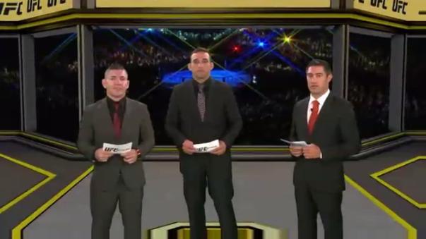 Los especialistas de UFC Network analizan la pelea.