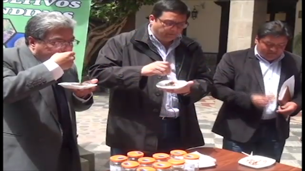Cajamarca presente en Mistura