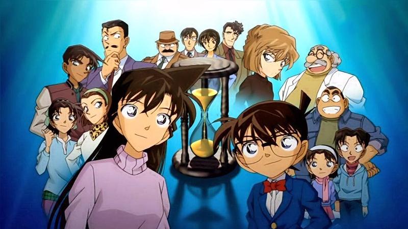Detective Conan: lanzan 200 primeros episodios de manera gratuita