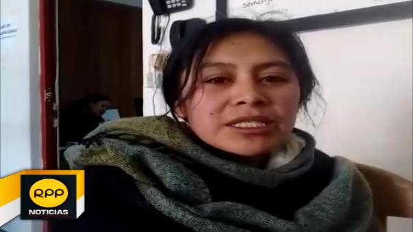 La joven señaló que su expareja la lanzó de un cuarto piso en marzo del 2015.