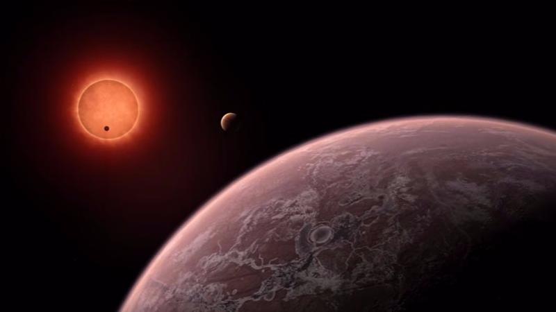 Hallan un planeta similar a la Tierra que podría ser habitable