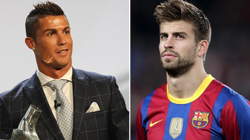 Cristiano Ronaldo también es serio candidato para llevarse el Balón de Oro.