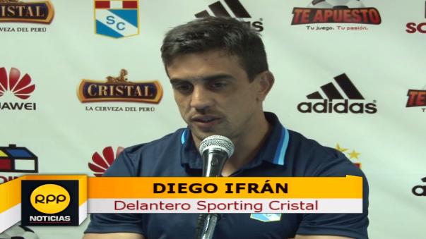 Diego Ifrán comenzó su carrera profesional en el Fénix de Uruguay.