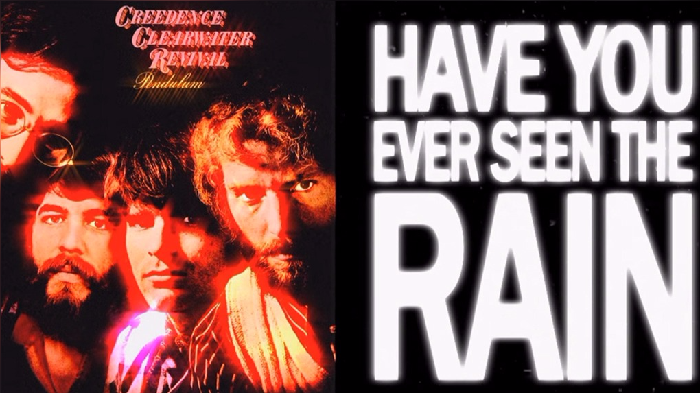 Creedence Clearwater Revival - Have You Ever Seen The Rain.