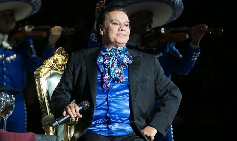 Él último concierto de Juan Gabriel fue