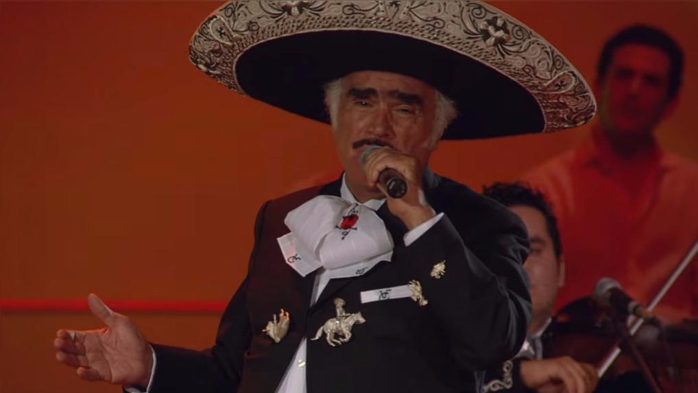 Vicente Fernández - La diferencia.