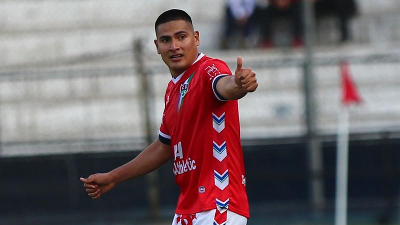Diego Mayora debutó en el fútbol profesional con la camiseta de Sport Loreto.