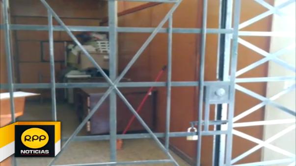Cerrada permanece la facultad de Ingeniería Agrícola de la Universidad Nacional Pedro Ruiz Gallo