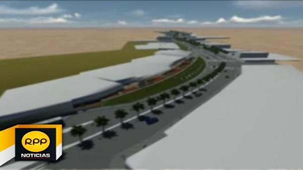 Mega obra en marcha promete transformar el panorama urbanístico en Tambogrande, el distrito más grande de la provincia de Piura.