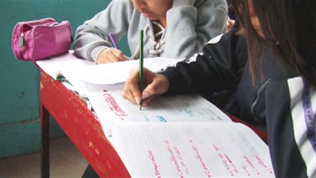 Desde hace casi un año, en el colegio El Nazareno insertaron la educación sexual integral (ESI) en la currícula  escolar.