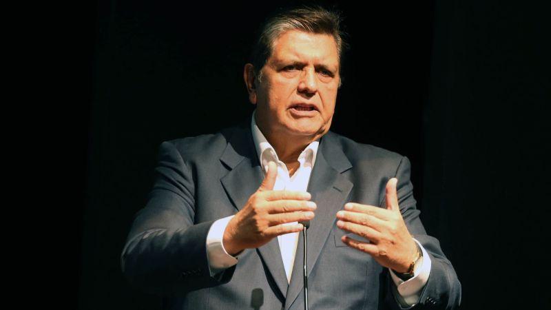 """Aurelio Pastor consideró a Alan García como """"el político de más experiencia del Perú""""."""