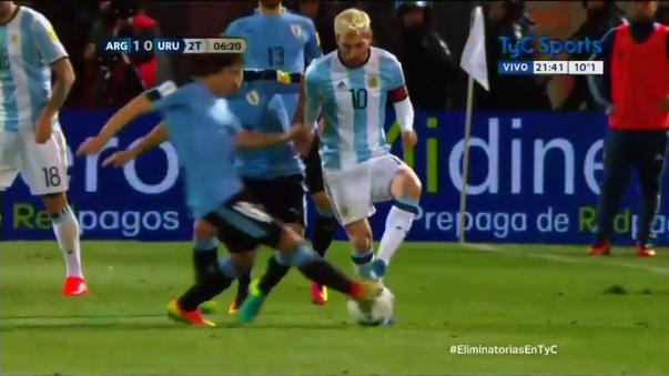 Lionel Messi no regaló una fantasía.