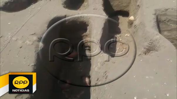 Ofrendas se hallaron en huaca Chornancap, ubicada a 10 kilómetros al oeste de la ciudad de Lambayeque.