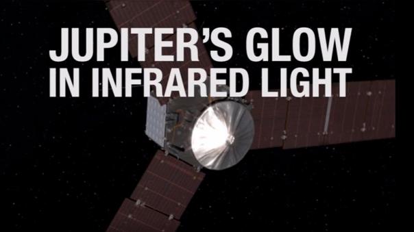 Júpiter bajo la luz infrarroja.