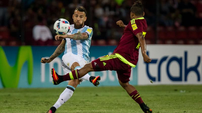 Las Eliminatorias pasadas, Venezuela derrotó 1-0 a Argentina con gol de Fernando Amorebieta.