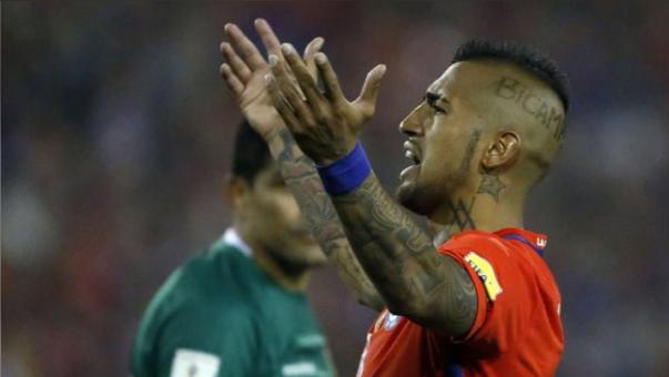 Chile 0-0 Bolivia (Resumen del partido).
