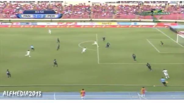 El día que Perú ganó un partido con golazo de Cristian Benavente