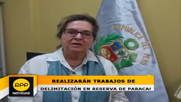 El Ministerio de Cultura realizará la delimitación de la reserva de Paracas.
