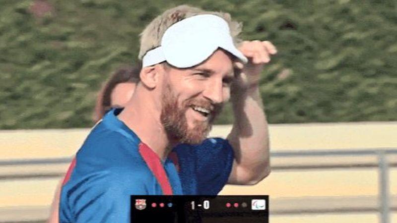 Lionel Messi no disputó el último partido de Argentina por Eliminatorias ante Venezuela debido a un dolor de pubalgia.