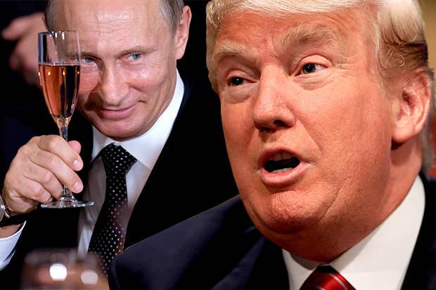 Trump reiteró su intención de mejorar las relaciones con Rusia.