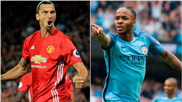 Manchester United vs. Manchester City: Spot.
