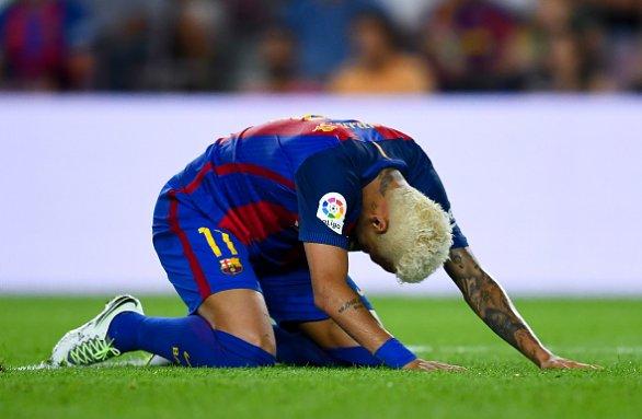 Barcelona perdió su primer partido de la temporada.