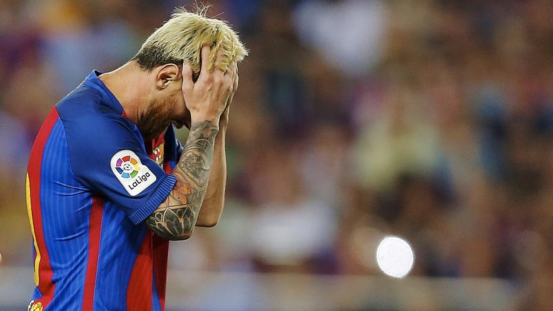 Barcelona llegaba a este encuentro invicto en Liga.