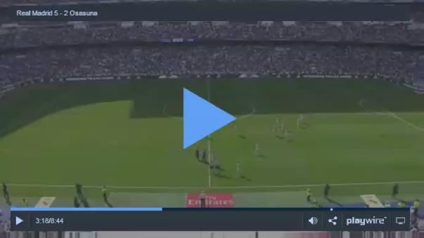 Revive los goles que se anotaron en la segunda parte.