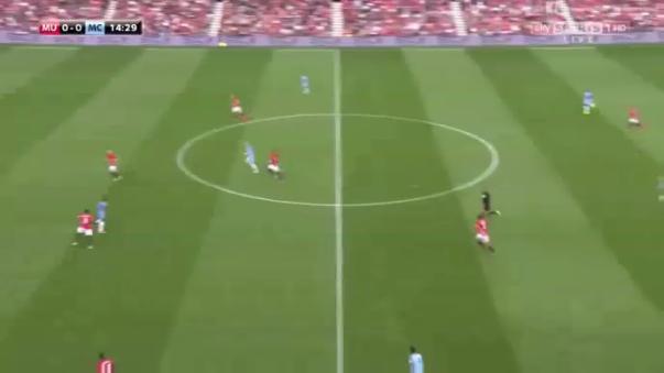 Manchester City sumó 12 puntos en la Premier Legue, donde es líder.