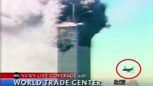 El choque del segundo avión secuestrado con una de las Torres Gemelas fue transmitido en vivo.