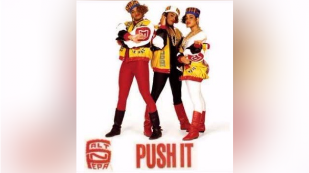 Salt-N-Pepa - Push It