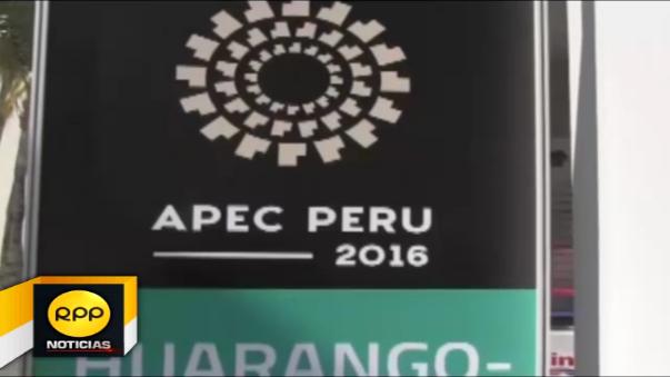 El viceministro de Gestión Ambiental, Marcos Alegre fue anfitrión durante la ceremonia.