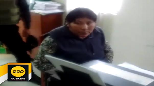 Detenida intentó hacer ingresar artefacto celular y entregárselo a su esposo quien se encuentra sentenciado por tráfico ilícito de drogas.