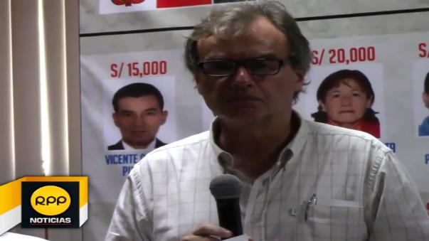 Tras su conferencia de prensa, Carlos Basombrío habló con RPP Noticias sobre algunos temas de coyuntura referentes a su cartera.