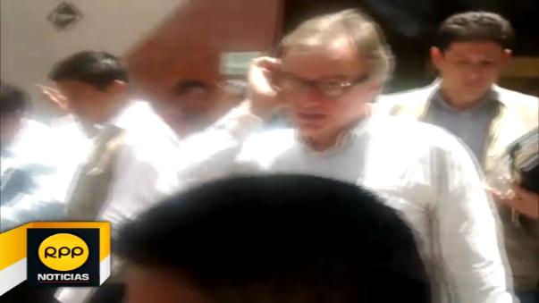 Ministro del Interior Carlos Basombrio realizó reunión con autoridades de Piura