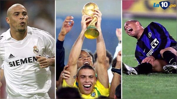 Ronaldo Nazario, campeón del mundo 2002.