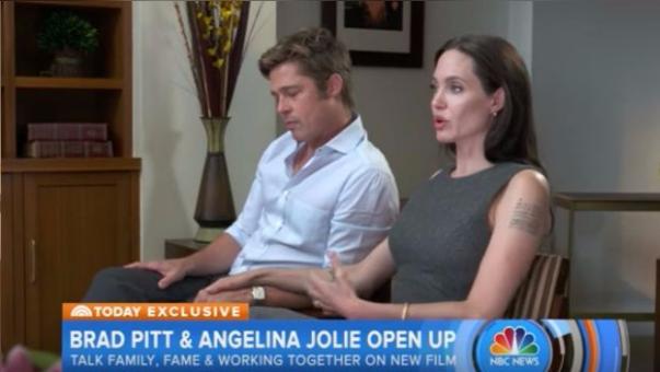 Luego de 10 años como novios, Brad Pitt y Angelina Jolie se casaron en agosto de 2014.