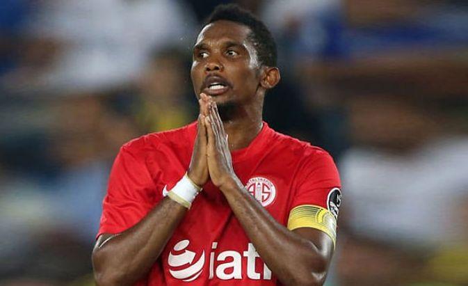 Samuel Eto'o ha sido elegido 4 veces mejor jugador africano del año.