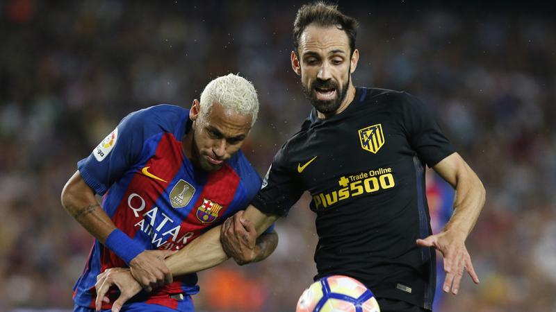 Barcelona es el actual campeón de la Liga Santander.