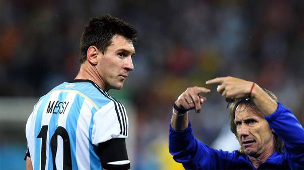 Lionel Messi se perdería cinco partidos en tres semanas de recuperación.