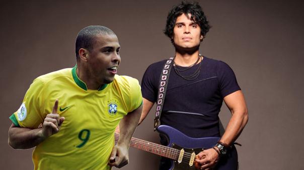 El día que Ronaldo cantó Garota de Ipanema en Lima.