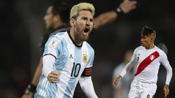 Lionel Messi solo le ha marcado un gol a la Selección Peruana.