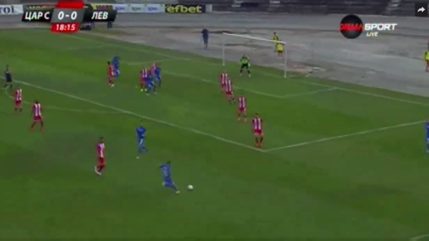Revive aquí el gol del atacante peruano.