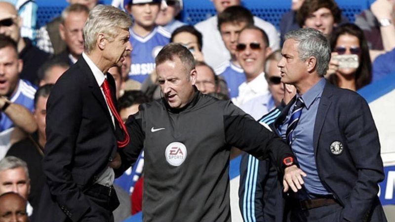 Ambos entrenadores se enfrentarán el próximo 19 de noviembre por la fecha 12 de la Premier League.